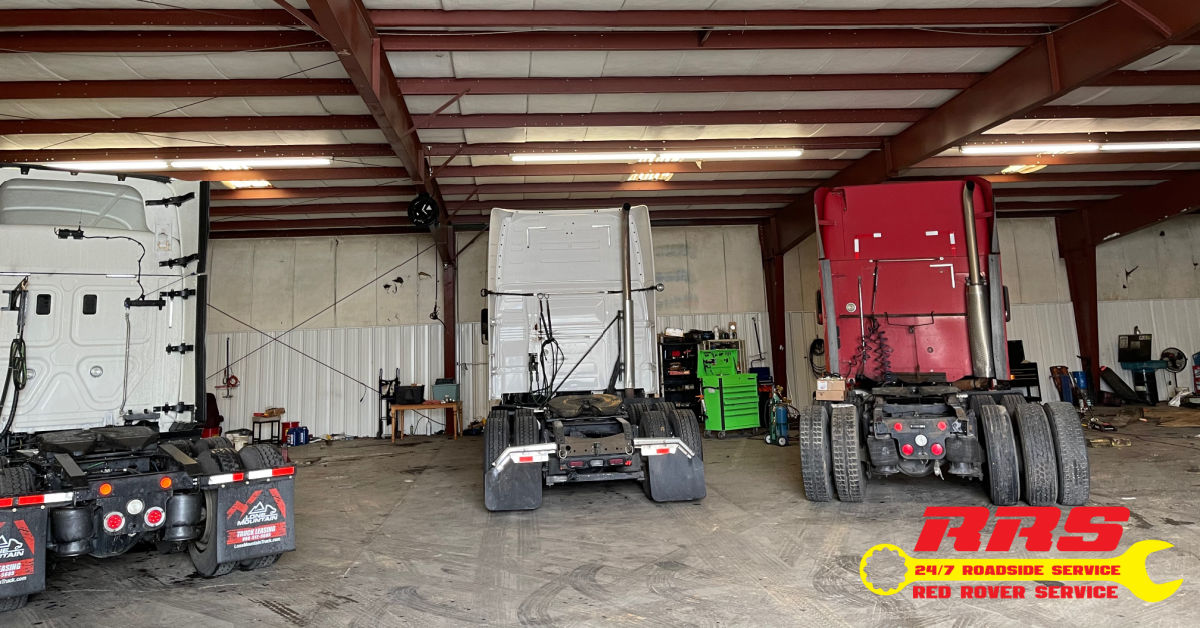 Diesel Truck Shop: 7 Important Services You Should Never Skip