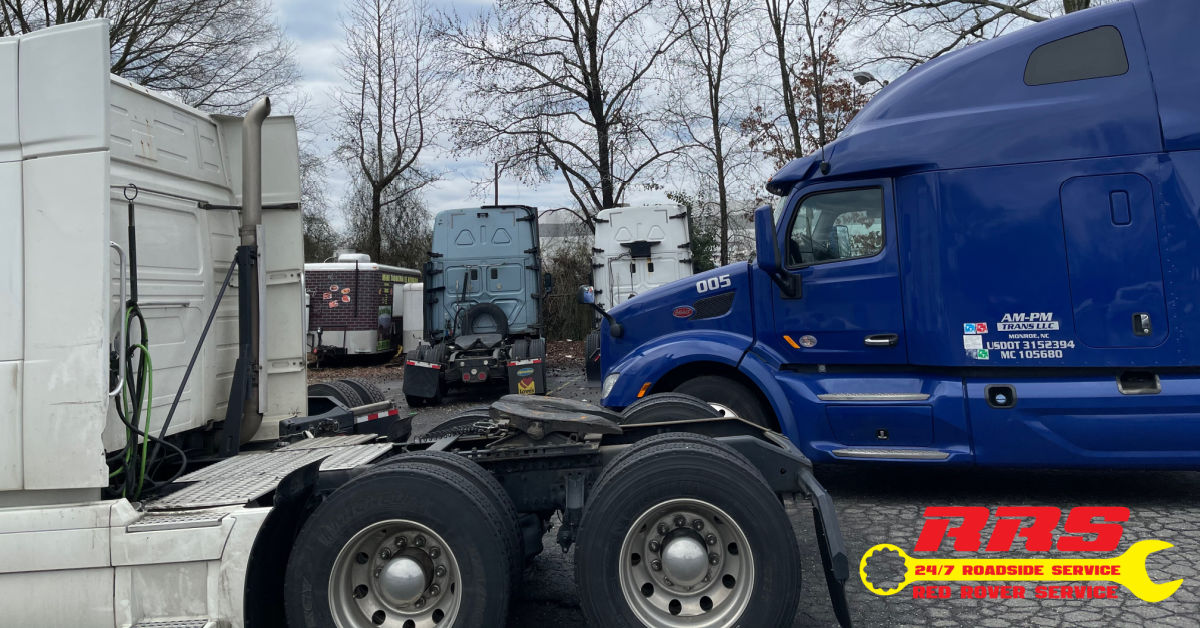 Roadside AC Repair: Most Common Truck AC Problems