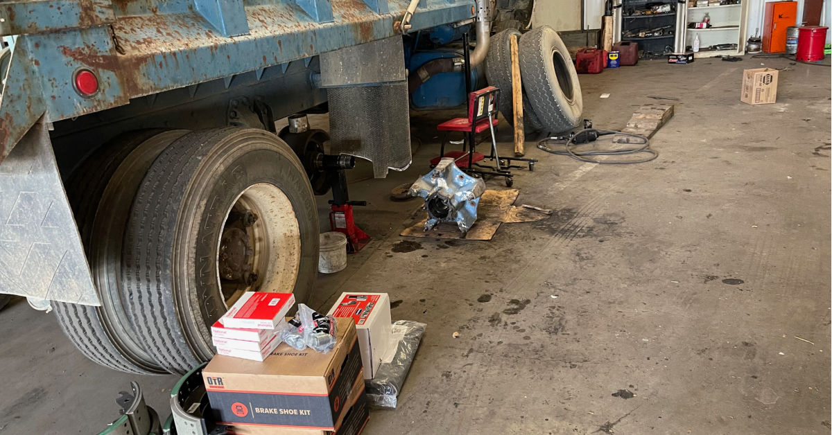 RRS Truck Repair – Is It Time For a Maintenance Check?