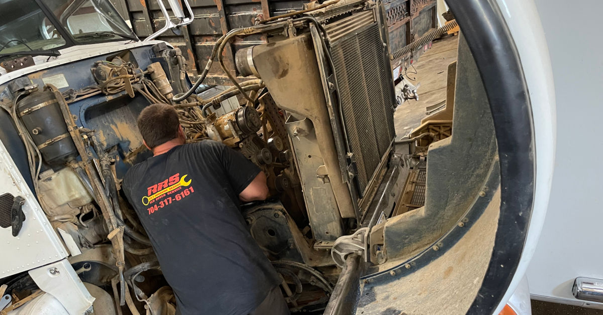 Charlotte Truck Repair Answers Your Truck Service FAQS
