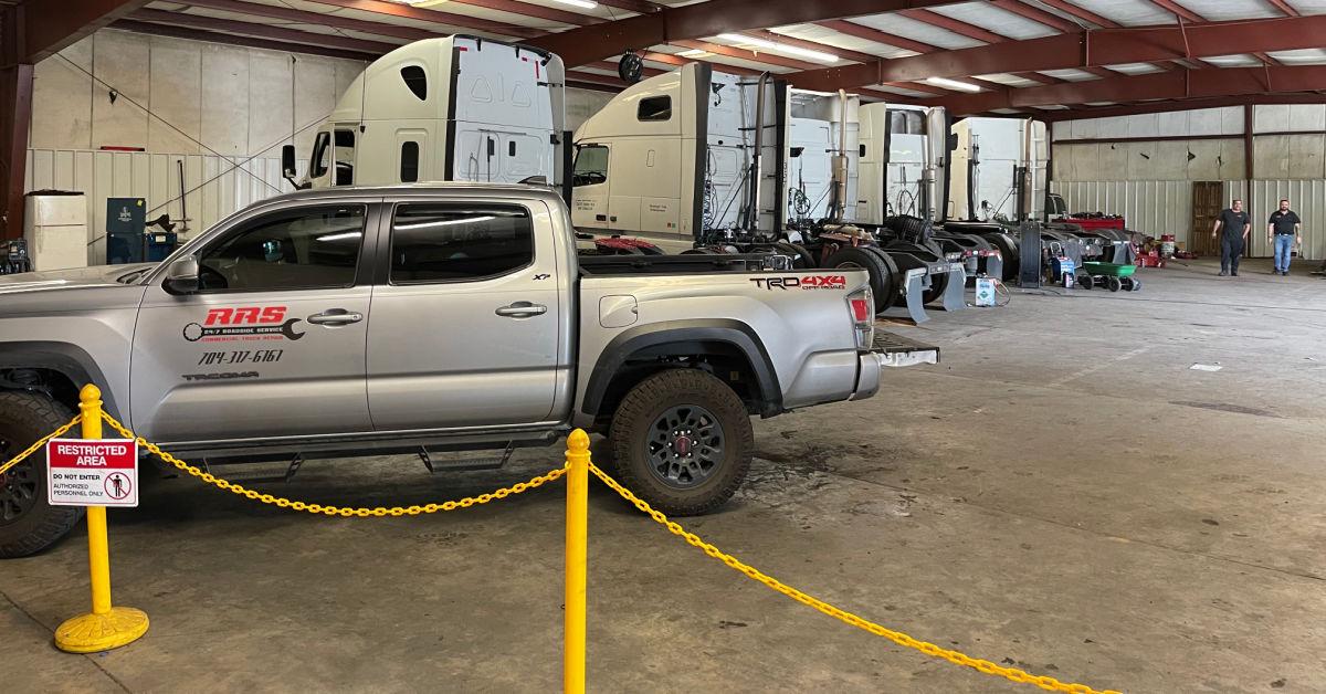 Big Truck Repair: 6 Important Truck Repairs We Can Perform For You